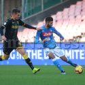 GRAFICO – Napoli-Atalanta: chances per Luperto e Verdi, Gasperini non fa turn-over