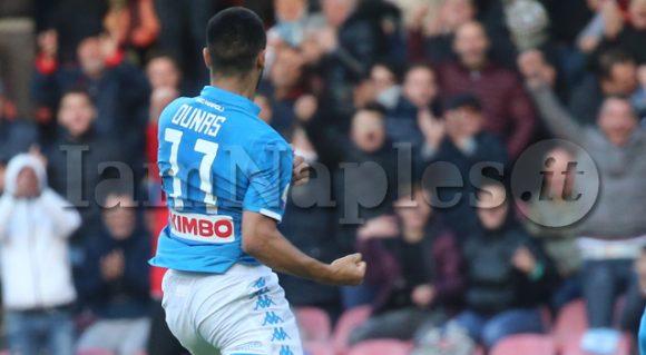 """Napoli-Zurigo 2-0, le pagelle: Verdi e Ounas regalano il successo agli azzurri. """"Prima"""" di Chiriches"""