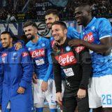 Uno sguardo al primo round del Napoli