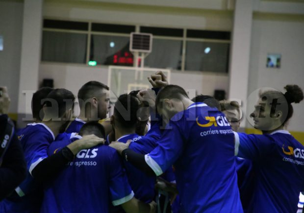 Incredibile in Ge.vi Napoli Basket-Luiss Roma: manca l'ambulanza, sconfitta a tavolino