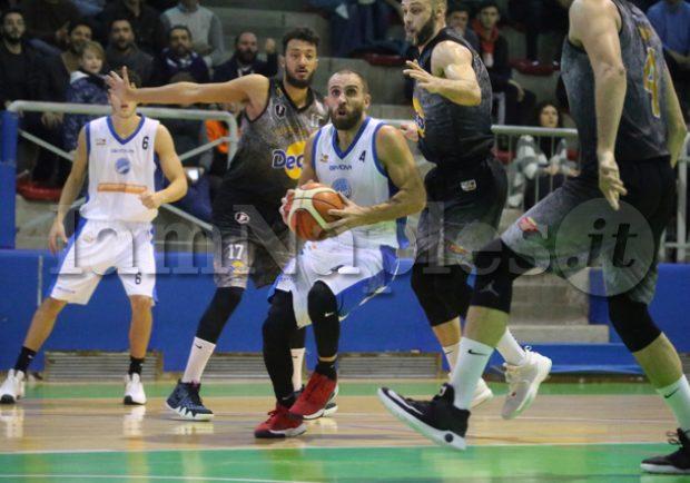 UFFICIALE – Gevi Napoli Basket, ecco il calendario completo della stagione