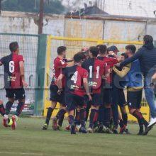 Primavera 1, crollo in casa dell'Empoli: il Cagliari vince 2-1 e va in testa alla classifica