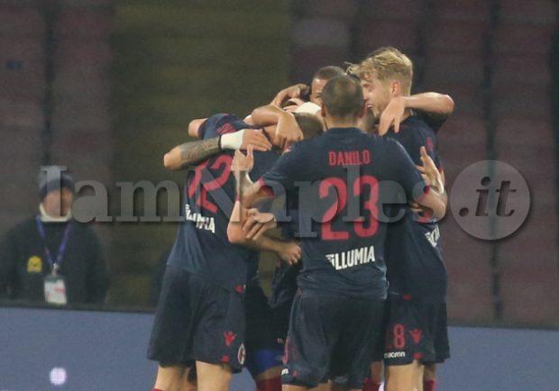 Bologna, il club va a prendere i tifosi con difficoltà motorie e li porta allo stadio