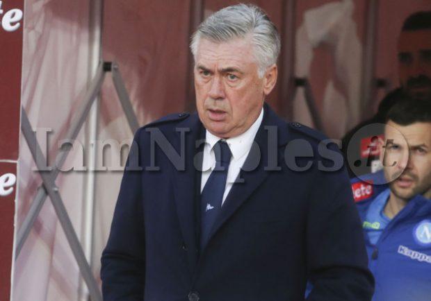 ULTIM'ORA – Napoli-Lazio, Ancelotti schiera Malcuit e Mario Rui come terzini. Fabiàn e Diawara a centrocampo