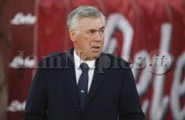"""Ancelotti: """"Concentrati in fase difensiva, forse per questo stanchi in attacco. San Paolo? La prossima ci sarà gente…"""""""