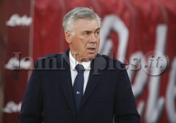 """VIDEO – La conferenza di Ancelotti: """"Questa squadra è destinata a crescere. Gaetano? La convocazione è un premio"""""""
