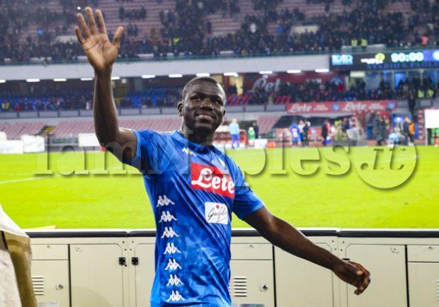 """Il Mattino esalta la doppietta di Koulibaly: """"Due gol e nessuna sbavatura difensiva"""""""