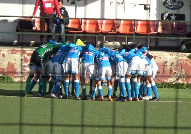 Under 15, Napoli in finale al 1° Memorial Ponte Morandi: battuta la Sampdoria