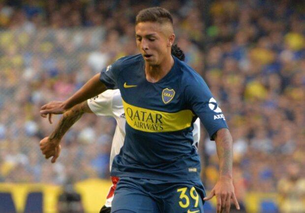 RAI – Il Napoli ha l'accordo con Almendra, ma il Boca pretende la clausola rescissoria