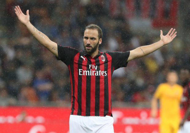 SkySport – Milan, Higuain ha organizzato una festa di addio: l'ex Napoli è pronto ad abbracciare Sarri