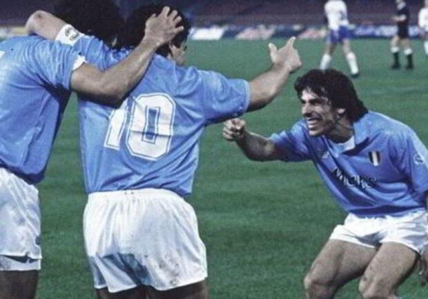 """VIDEO – 3 dicembre '89, un gol alla """"Insigne"""" di Zola nel 3-1 del Napoli all'Atalanta"""