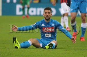 Napoli-Torino, i convocati per il match: riecco Verdi e Mertens, assente Ounas