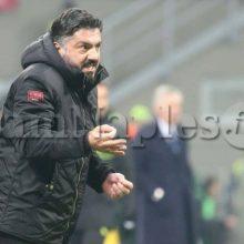 SKY – Gattuso, confronto con Leonardo-Maldini: rischiano tutti, anche i dirigenti