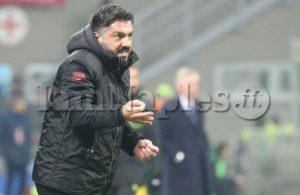 Gazzetta – Udinese-Napoli, pronto Gattuso in caso di esonero di Ancelotti: le ultime