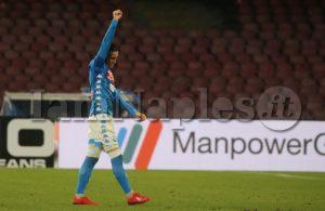 PHOTOGALLERY – Napoli-Lazio 2-1: rivivi il match con gli scatti di IamNaples.it