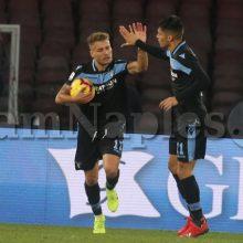 Una Lazio da Scudetto batte la Juve: 3-1 all'Olimpico, primo KO per Sarri