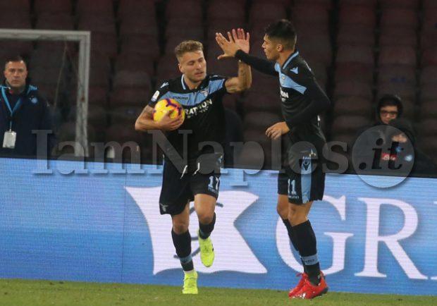 Serie A, Lazio-Roma 3-0: i biancocelesti tornano a vincere il Derby