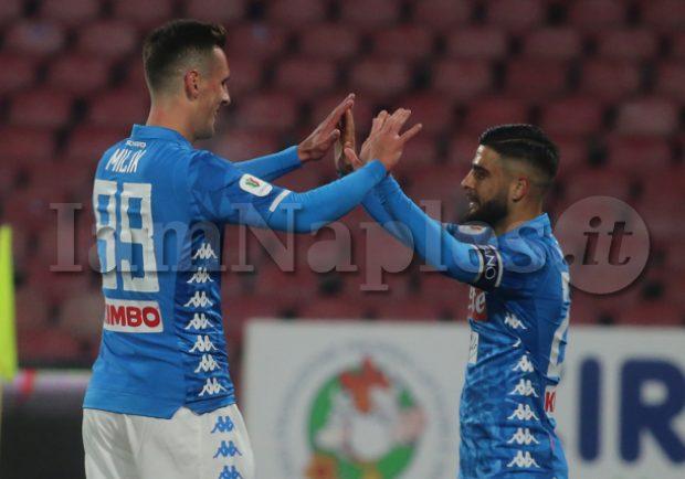 """Milik alla RAI: """"A Napoli non esistono titolari. La Coppa Italia è una grande possibilità per noi"""""""