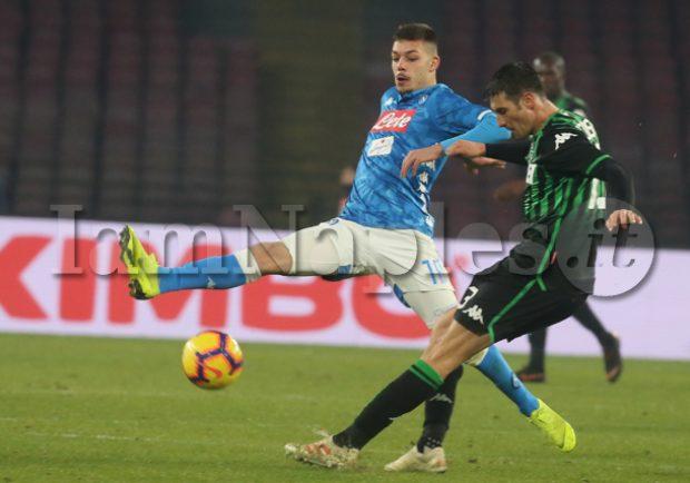 PHOTOGALLERY – Napoli-Sassuolo 2-0: rivivi le emozioni del match attraverso gli scatti di IamNaples.it