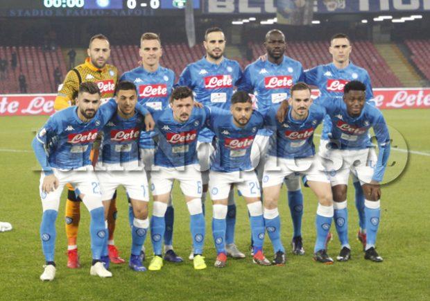 """Ssc Napoli: """"Anno nuovo con una vittoria! Milik la apre, Fabian la chiude"""""""