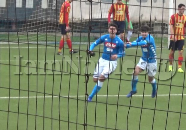 VIDEO IAMNAPLES.IT – Under 17, Napoli-Lecce 2-0: Gli highlights del match