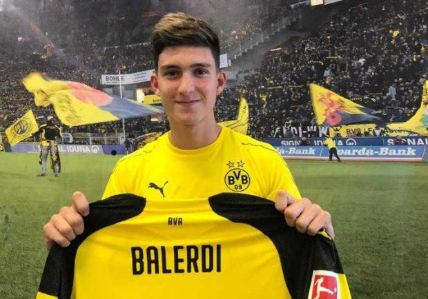 UFFICIALE – Il Borussia Dortmund acquista Balerdi dal Boca Juniors