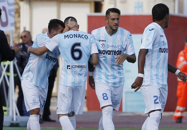 Serie C, Virtus Francavilla-Cavese 2-0 (46′ Marino, 88′ Caporale)