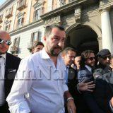 """Salvini attacca Valeri: """"Perché non è sceso in campo con la maglia bianconera già che c'era?"""""""