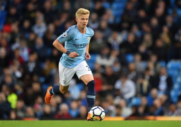 CorSport – Napoli, torna di moda Zinchenko: Giuntoli monitora il centrocampista del Manchester City