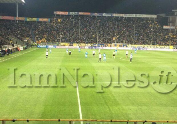 Serie A, Parma-Lecce 2-0: emiliani al settimo posto