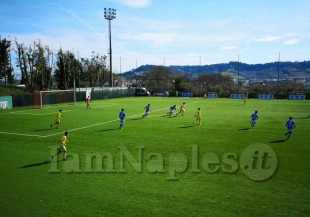 RILEGGI IL LIVE – Under 15, Pescara-Napoli 0-1: (6′ s.t. Pontillo)