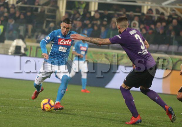 Fiorentina, non solo il Napoli su Biraghi: sul terzino ci sono quattro grandi squadre