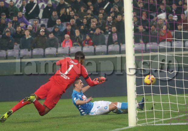 """Fiorentina, Lafont: """"Non è solo merito delle mie parate"""""""