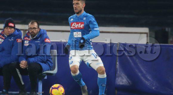 Gazzetta – Napoli pronto a cedere Dries Mertens, fissato il prezzo del cartellino