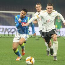 Solo Napoli e Dortmund imbattute in casa in tutte le competizioni europee