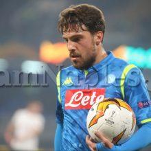 """FOTO – L'Uefa sul Napoli: """"Non smette di segnare in E.L., arriverà fino alla fine?"""""""