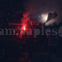 Tensione all'esterno del San Paolo: aggrediti due islandesi scambiati per supporters dello Zurigo
