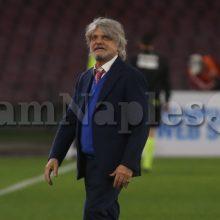 """Sampdoria, Ferrero attacca: """"I giocatori non sono macchine, Gabbiadini come tornerà in campo?"""""""
