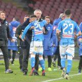 FOTO – Napoli-Torino, le scelte di Ancelotti: Hysaj sulla fascia sinistra e Milik dal 1′