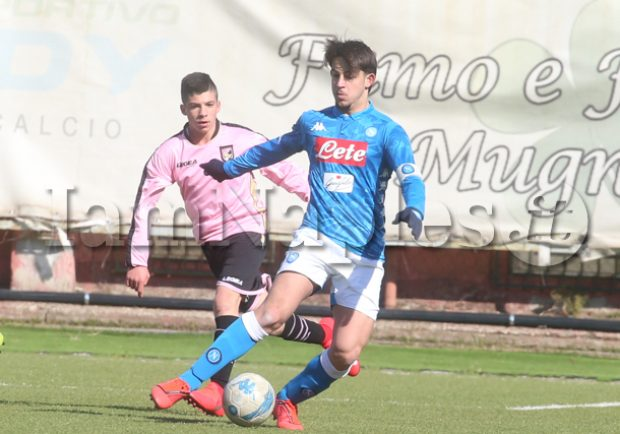 Under 15, Napoli-Palermo 1-0: le pagelle di IamNaples.it