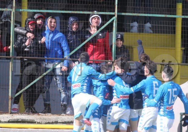 Under 15, Napoli-Crotone 1-0: le pagelle del match