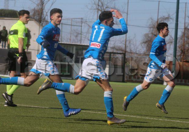 Under 16, Napoli-Foggia 6-0: le pagelle di IamNaples.it