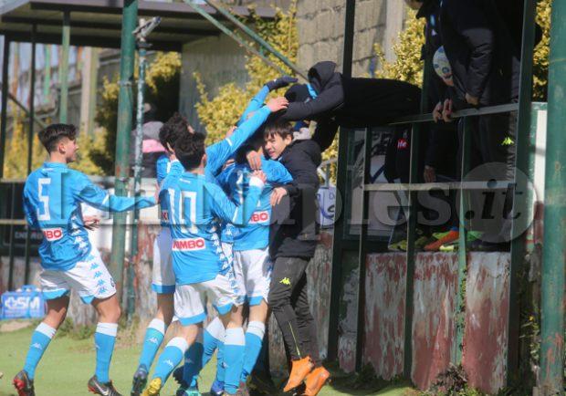 Under 16, Napoli-Crotone 4-1: le pagelle del match