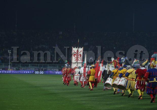 UFFICIALE – Multa da 12mila euro alla Fiorentina per cori di discriminazione territoriale