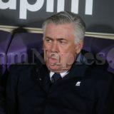 """Ancelotti: """"Il campo non permetteva fraseggio preciso, soddisfatto di aver incanalato la qualificazione"""""""