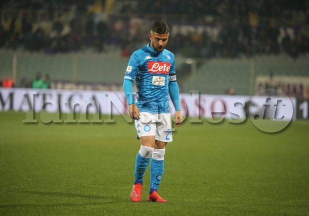 Corriere della Sera – Napoli-Insigne, il caso è ancora aperto: il giocatore nel mirino di 3 club