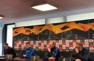 """Magnin: """"Più coraggiosi rispetto all'andata, del Napoli mi ha impressionato Zielinski"""""""