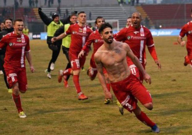 Serie C, Monza-Rimini 3-0: l'azzurro Anastasio lascia il campo a Tentardini al 68′
