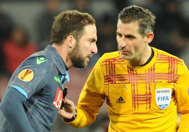 "VIDEO – Napoli-Zurigo, fischia il ""talismano"" Sidiropoulos: quel precedente…"
