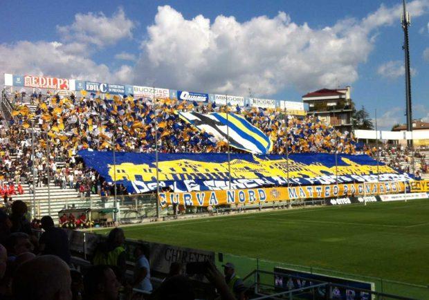 Parma-Inter, arrestati due tifosi: erano presenti in curva Nord nonostante il Daspo